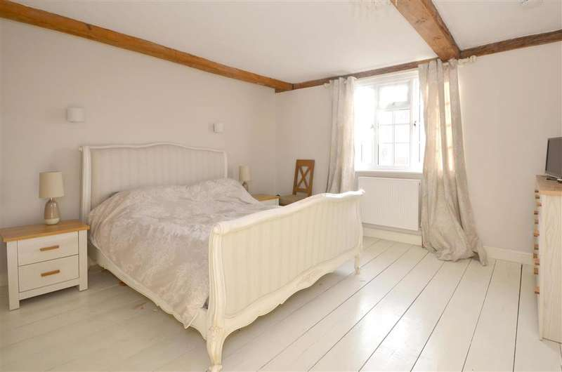 2 Bedrooms Cottage House for sale in Vicarage Road, Yalding, Maidstone, Kent