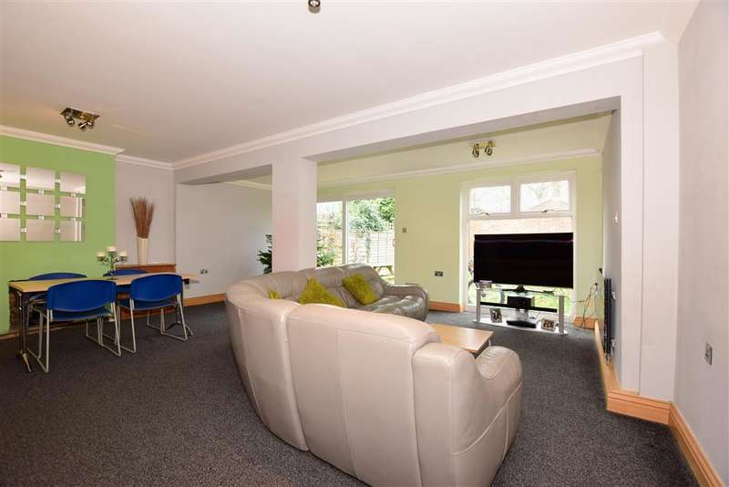 3 Bedrooms Terraced House for sale in Hawbeck Road, Parkwood, Gillingham, Kent