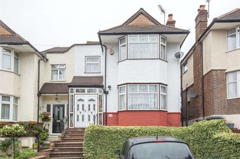 4 Bedrooms Semi Detached House for sale in Osidge Lane, Southgate, N14