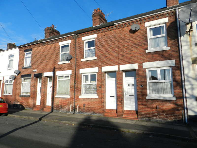 2 Bedrooms Terraced House for sale in Stoke Old Road Stoke On Trent