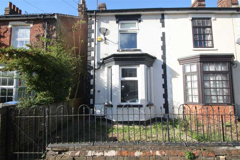 2 Bedrooms Semi Detached House for sale in Salisbury Road, Ipswich