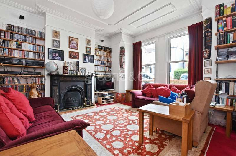6 Bedrooms House for sale in Uplands Road, Crouch End, London, N8