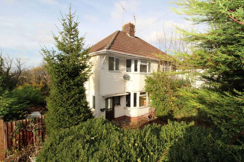 3 Bedrooms Semi Detached House for sale in Braeside Road, Southampton, SO19