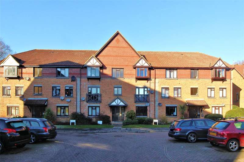 2 Bedrooms Apartment Flat for sale in Dorchester Court, Oriental Road, Woking, Surrey, GU22