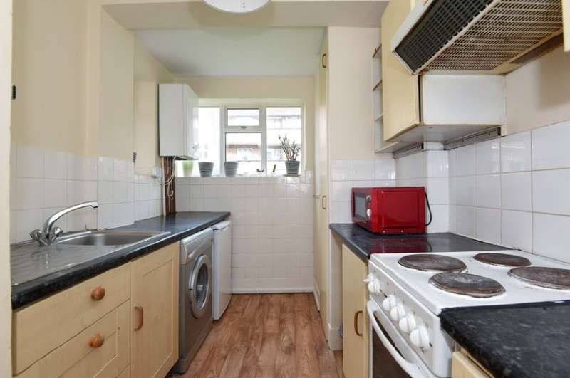 3 Bedrooms Maisonette Flat for sale in Jansen House, Aubyn Square, Roehampton, SW15