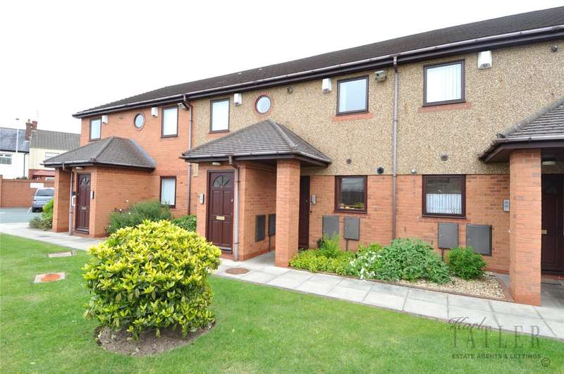 2 Bedrooms Flat for rent in Manor Court, Murray Grove, Wirral