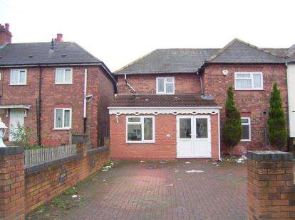 4 Bedrooms Semi Detached House for sale in Morris Road, Birmingham, West Midlands