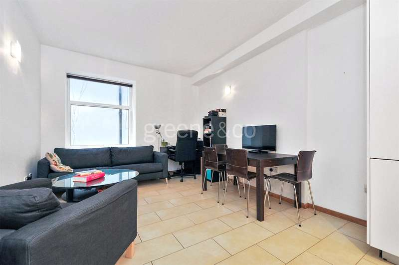 2 Bedrooms Flat for sale in Laystall Street, Clerkenwell, EC1R
