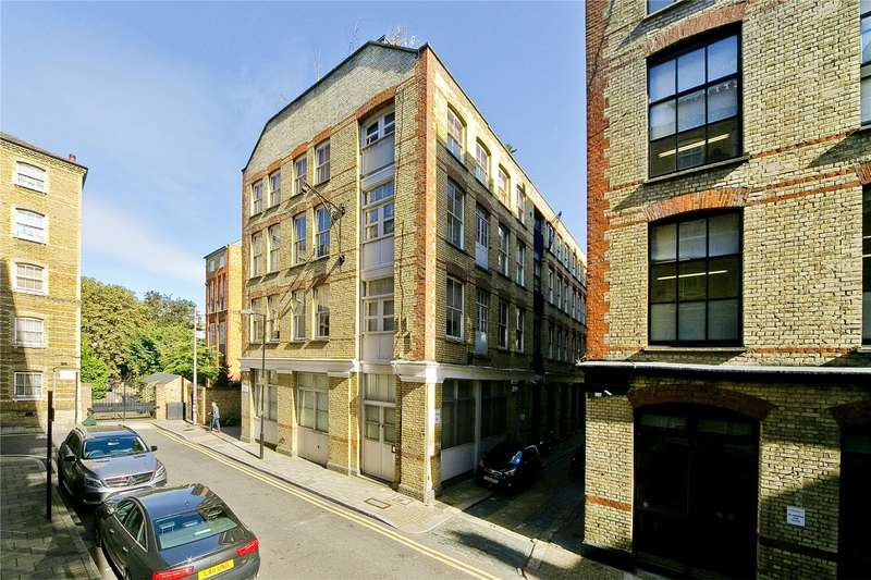 2 Bedrooms Flat for sale in Dufferin Avenue, Clerkenwell, EC1Y
