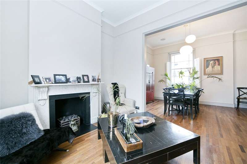 3 Bedrooms Semi Detached House for sale in St Paul Street, Islington, N1