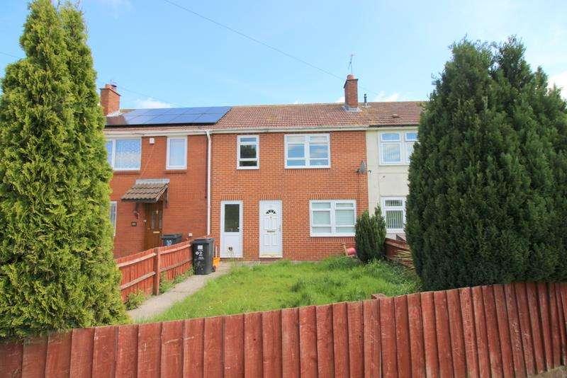 3 Bedrooms Property for sale in Buckhurst Crescent, Swindon