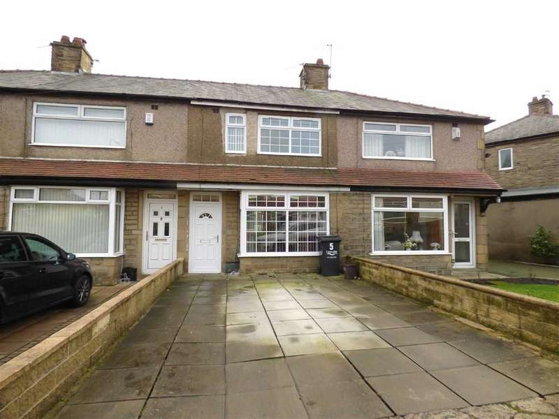 2 Bedrooms Property for sale in Westcliffe Drive, Highroad Well, Halifax, West Yorkshire, HX2