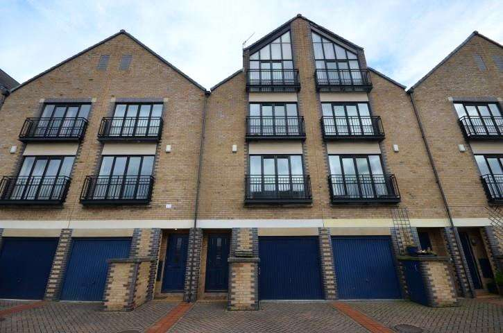 4 Bedrooms House for sale in South Ferry Quay, Liverpool, Merseyside, L3