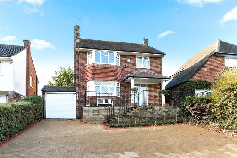4 Bedrooms Detached House for sale in Cherry Tree Road, Beaconsfield, Buckinghamshire, HP9
