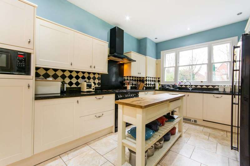 7 Bedrooms House for sale in Campden Road, South Croydon, CR2