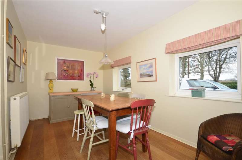 3 Bedrooms Semi Detached House for sale in School Path, Barcombe, Lewes, East Sussex