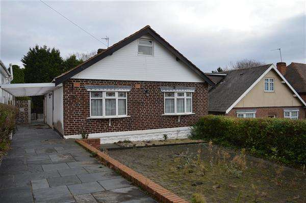 3 Bedrooms Bungalow for sale in Raymond Avenue, Great Barr, Birmingham