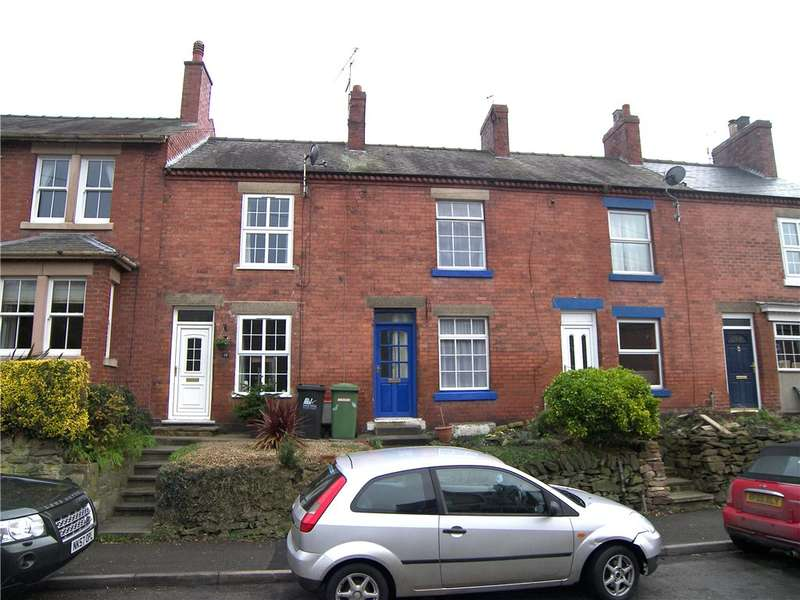2 Bedrooms Terraced House for sale in Derby Road, Ambergate, Belper, Derbyshire, DE56
