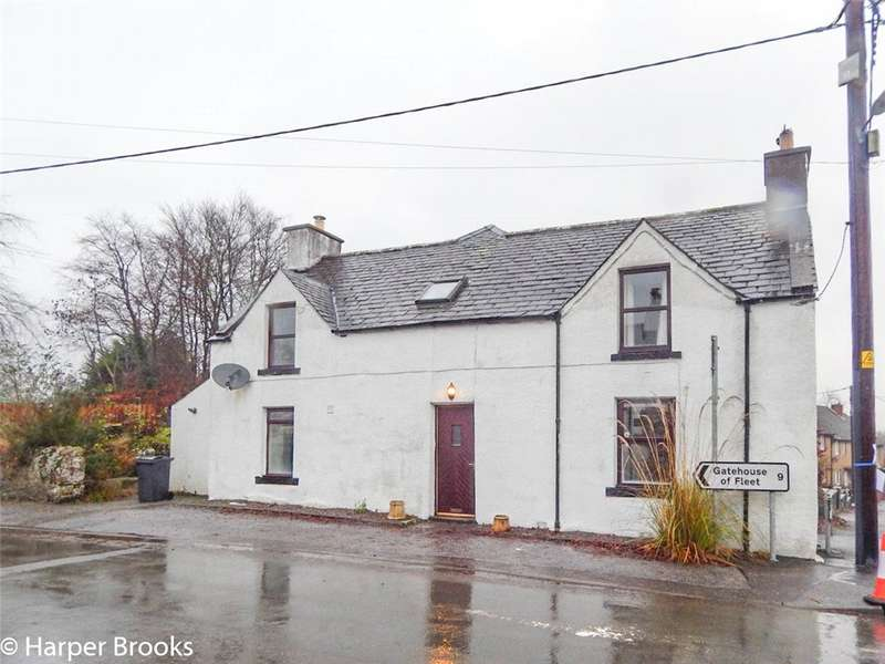4 Bedrooms Detached House for sale in Laurieston, Castle Douglas, Dumfries and Galloway, DG7