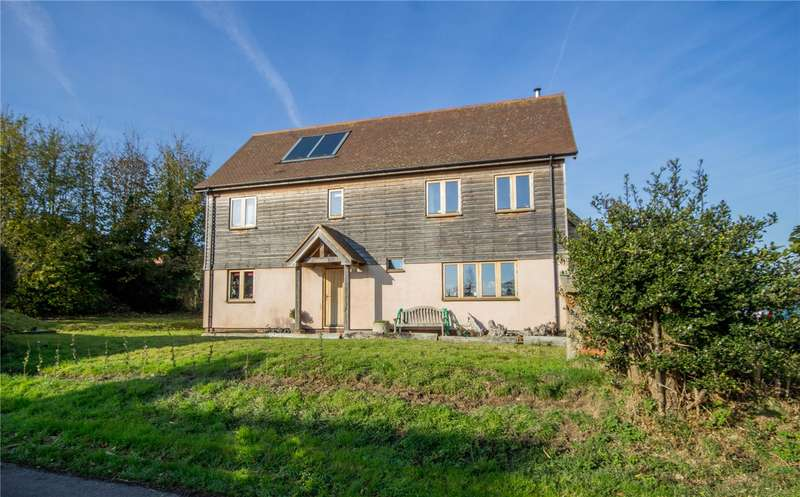 4 Bedrooms Detached House for sale in Wartling, Hailsham