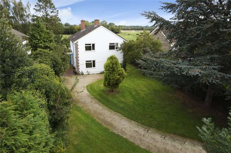 4 Bedrooms Detached House for sale in Oxford Road, Hampton Poyle, Kidlington, Oxfordshire, OX5