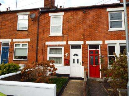 2 Bedrooms Terraced House for sale in Haverhill, Suffolk