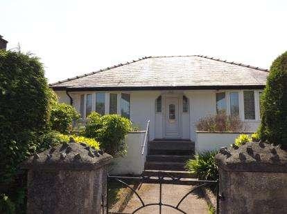 2 Bedrooms Bungalow for sale in Minffordd Road, Penrhyndeudraeth, Gwynedd, LL48