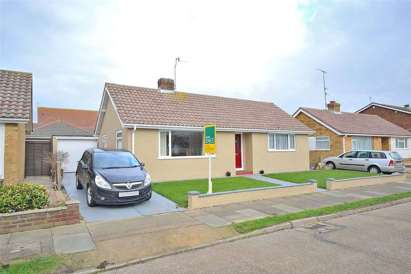 2 Bedrooms Detached Bungalow for sale in Ingleside Crescent, Lancing, West Sussex, BN15