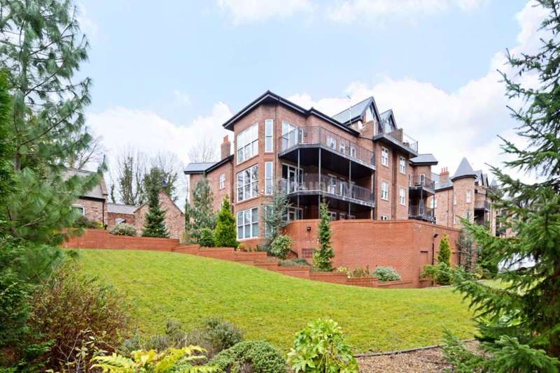 4 Bedrooms Penthouse Flat for rent in Ibbotsons Lane, Sefton Park