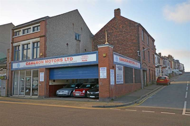Property for sale in Rawlinson Street, Barrow In Furness, Cumbria