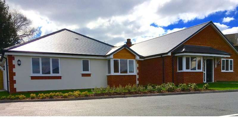 3 Bedrooms Bungalow for sale in AMPHION MEWS, WEST BROMWICH, WEST MIDLANDS, B71 4HR