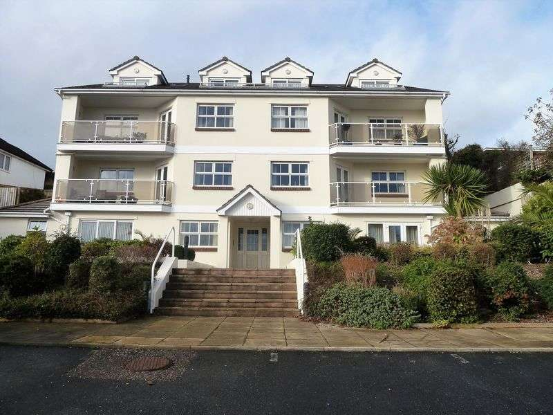 2 Bedrooms Flat for sale in St John's Court, Teignmouth Road, Teignmouth