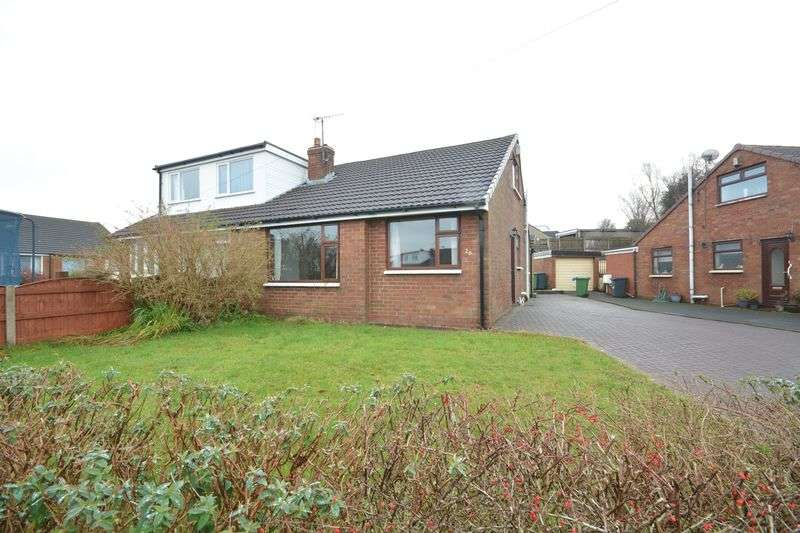 3 Bedrooms Semi Detached Bungalow for sale in Marlowe Avenue, Accrington