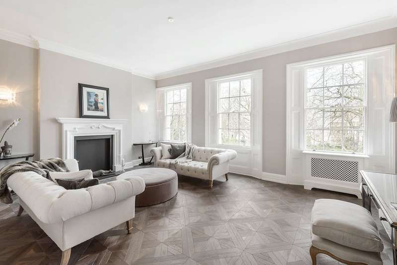 2 Bedrooms Flat for sale in Eaton Square, London, SW1W