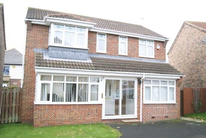 3 Bedrooms Detached House for sale in Wheatfields, Seaton Delaval