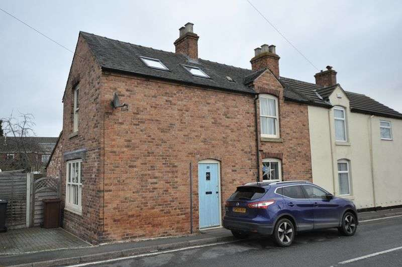 3 Bedrooms House for sale in Newhall Road, Swadlincote