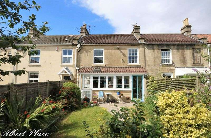 4 Bedrooms Terraced House for sale in Albert Place, Combe Down, Bath