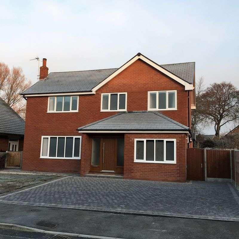 5 Bedrooms Detached House for rent in Highlands Road Bamford
