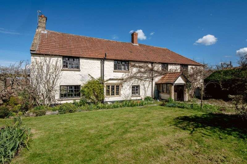 6 Bedrooms Detached House for sale in CATCOTT. A quiet village between Street and Bridgwater
