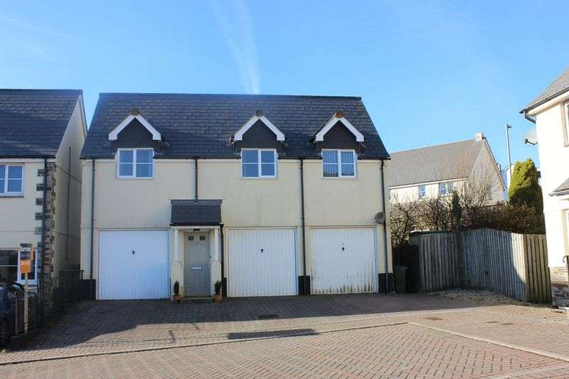 2 Bedrooms Flat for sale in Trevorder Drive, St. Austell