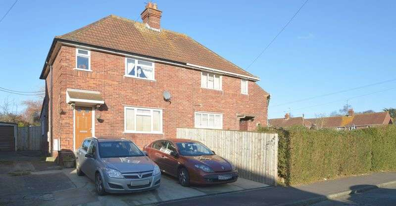 3 Bedrooms Semi Detached House for sale in Westfield Grove, Yeovil