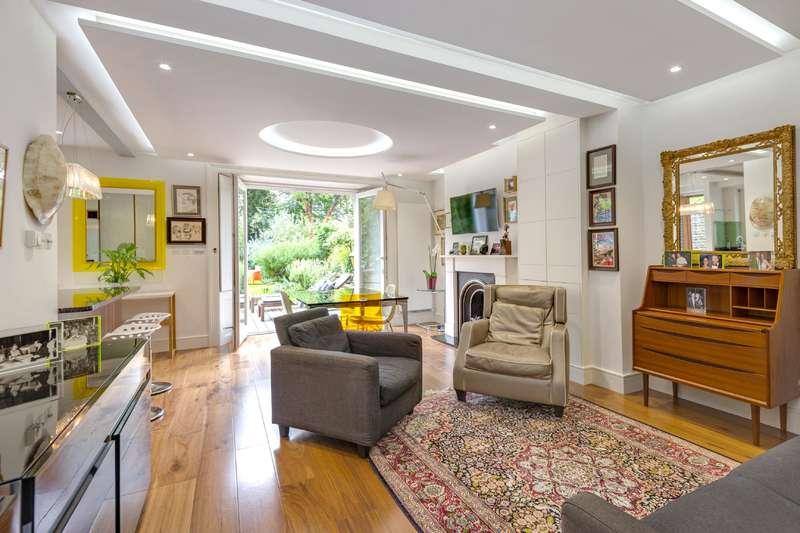 2 Bedrooms Flat for sale in Greville Road, St Johns Wood