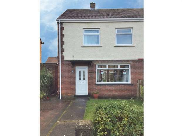 2 Bedrooms Semi Detached House for sale in Lanark Drive, Jarrow, Tyne and Wear