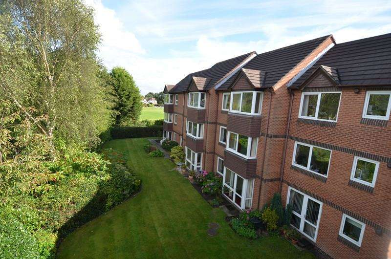 1 Bedroom Retirement Property for sale in Alcester Road South, Kings Heath, Birmingham