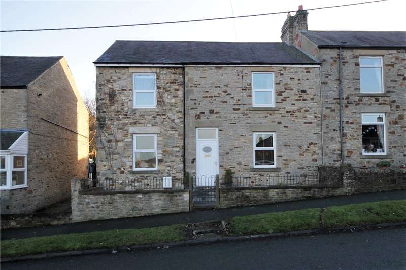 4 Bedrooms End Of Terrace House for sale in Maudville, Castleside, Consett, DH8