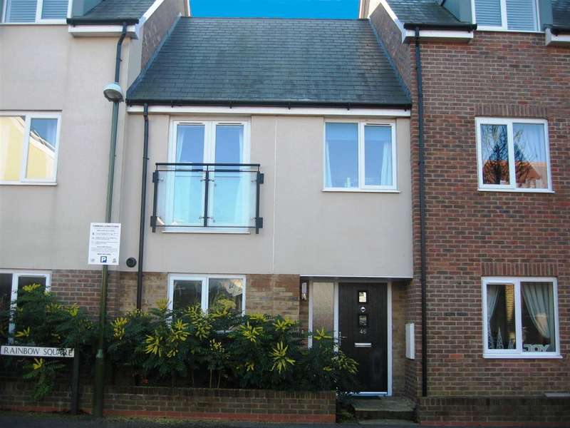 3 Bedrooms Property for sale in Rainbow Square, Shoreham-By-Sea