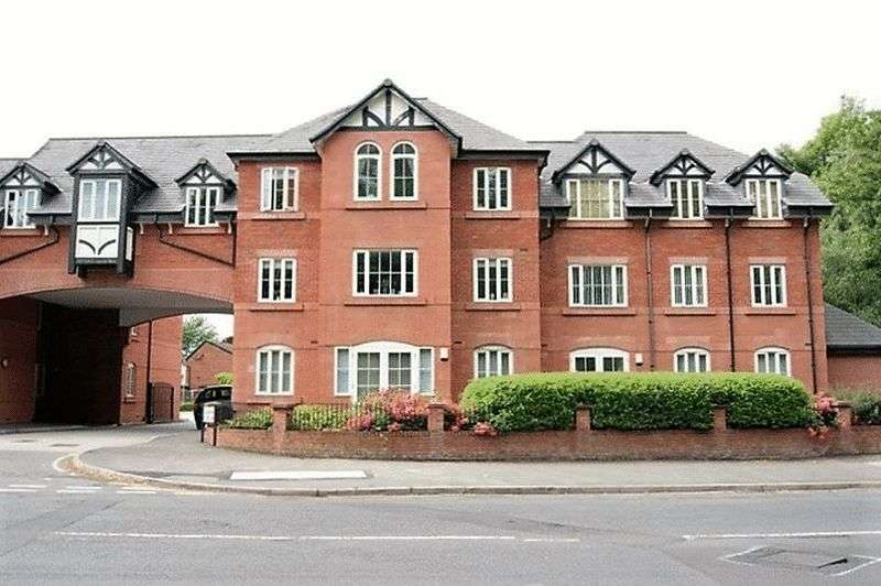 2 Bedrooms Flat for sale in 29 Woodholme Court, Liverpool