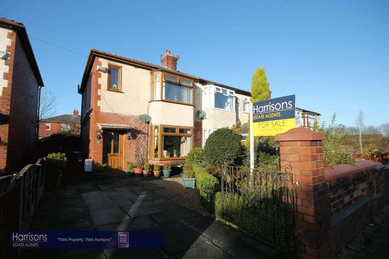 2 Bedrooms Semi Detached House for sale in Longfellow Ave, Middle Hulton, Bolton, Lancashire.