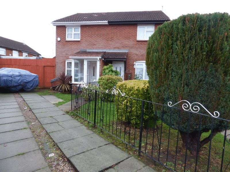 2 Bedrooms Semi Detached House for sale in Petersfield Close Bootle