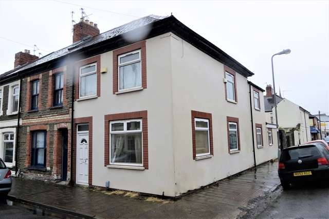 5 Bedrooms End Of Terrace House for rent in Treharris Street, Roath, Cardiff, CF24 3HQ